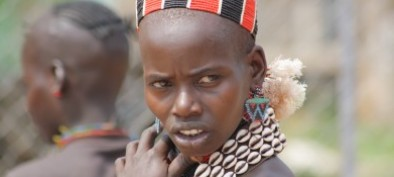 Etiopía Tribus del Noroeste