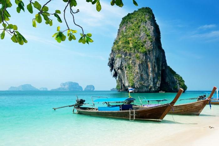 Viaja a Tailandia y siente su atracción