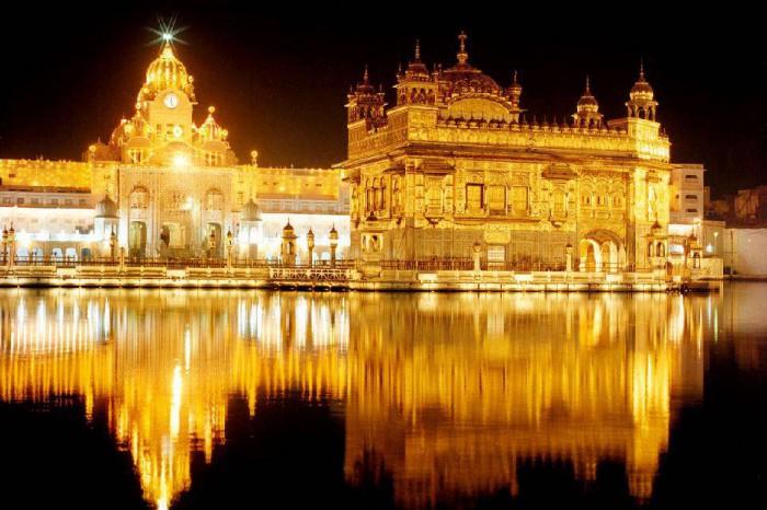 Viajar a la India: Amristar o El Estanque del Néctar de la Inmortalidad
