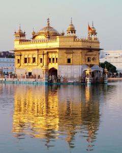 Templo Dorado de día