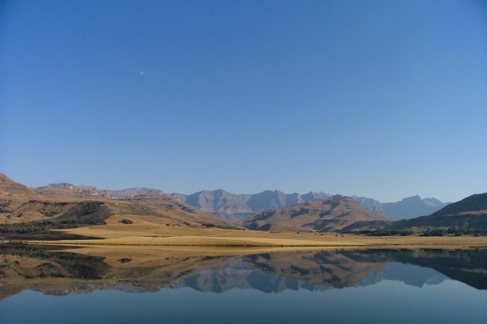 Viajar a Sudafrica: Drakensberg, las montañas del dragón