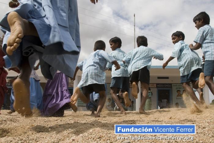 Los viajes a la Fundación Vicente Ferrer en Anantapur