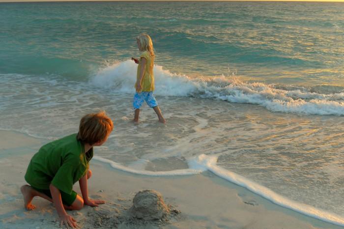 Cinco planes para viajar con niños