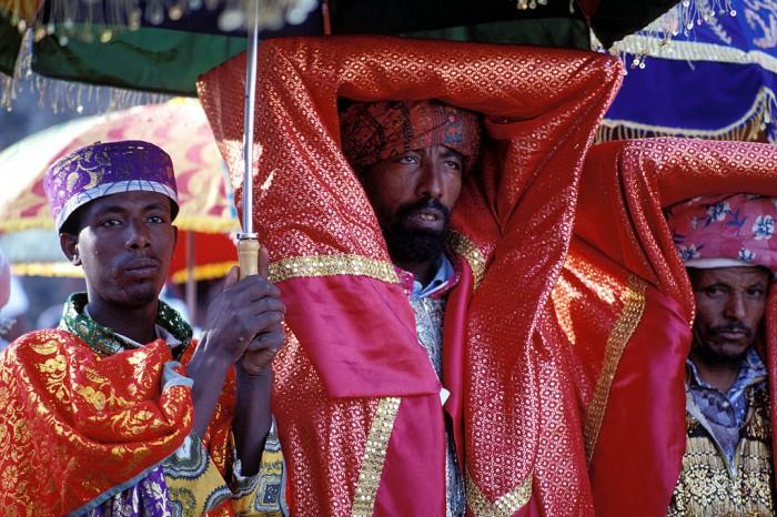 Viajar a Etiopía: el Timkat