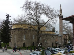 Mausoleo-mezquita de Orhan Gazhi