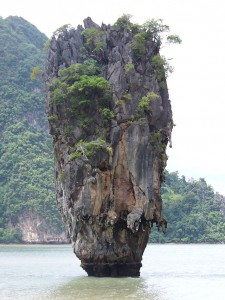 La isla de James Bond