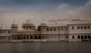 Viajar a la India: lagos de Udaipur