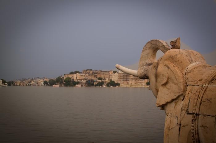 Viajar a la India: Udaipur o la ciudad de «Las 1.001 Noches»