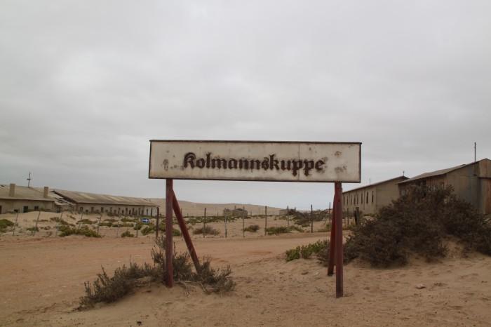 Viajar a Namibia: la ciudad fantasma de Kolmannskuppe