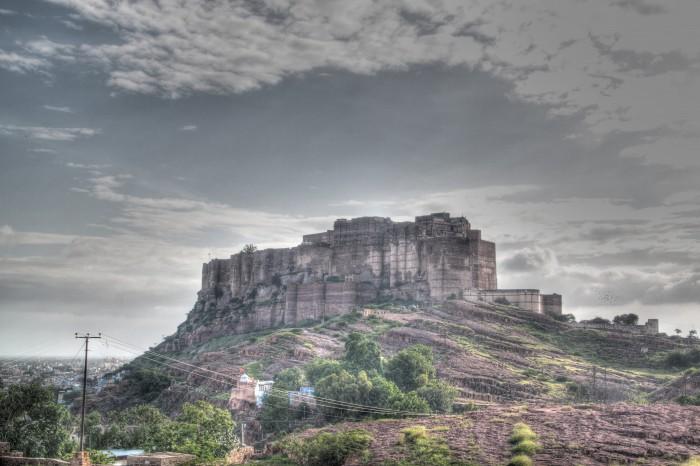 Viajar a la India: la ciudad dorada de Jaisalmer