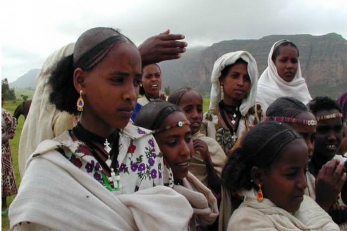Viajar a Etiopía: el festival Ashenda