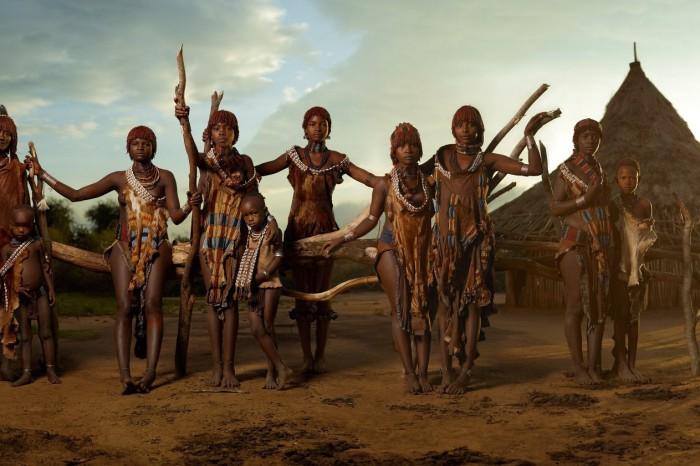 Los pueblos etíopes: otra razón más para viajar a Etiopía