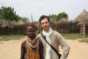 Pablo Pascual en Etiopía en 2011.