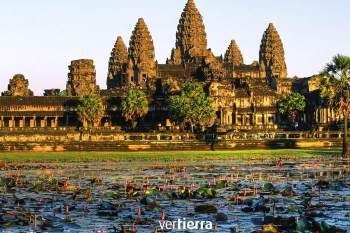 Viajar a Camboya: la ciudad perdida de Angkor
