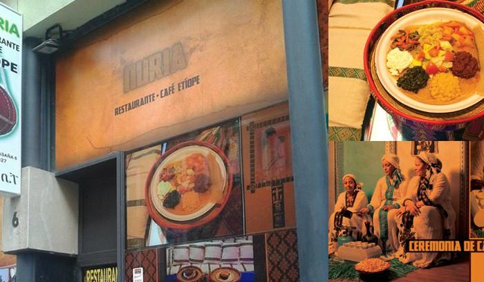 Un oasis etíope en Madrid: visitamos el restaurante Nuria