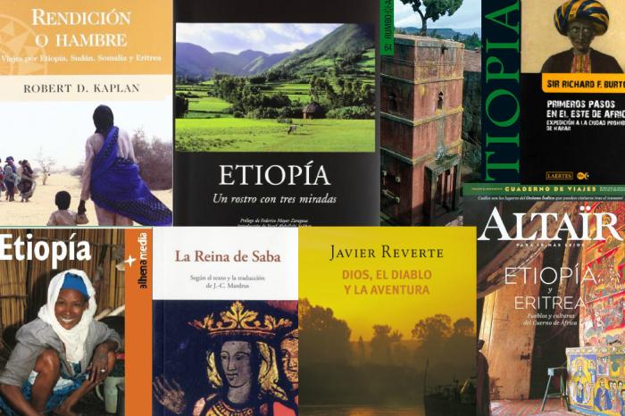 Once lecturas imprescindibles para viajar a Etiopía