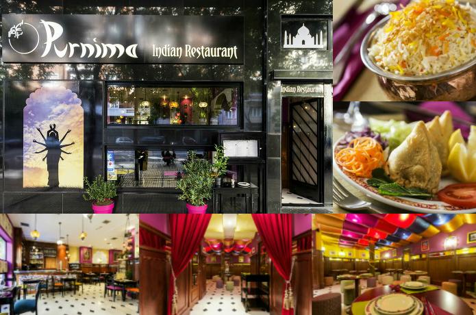 Restaurante Purmina: un indio asequible y amable en el Barrio de Salamanca
