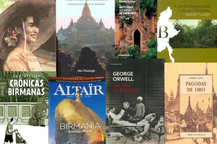 Ocho lecturas imprescindibles para viajar a Myanmar