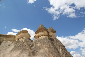 Viajar a Turquía_ volar en globo sobre Capadocia