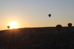 Viajar a Turquía_volamos en globo sobre Capadocia