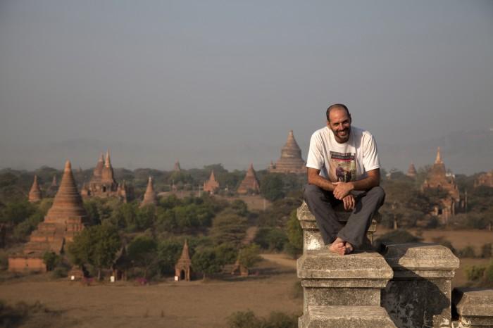 Entrevistamos a Esteban Mazzoncini, fotógrafo, viajero curioso y escritor