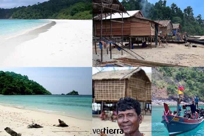 Viajar a Myanmar: una visita al archipiélago Mergui, el paraíso de los `moken´