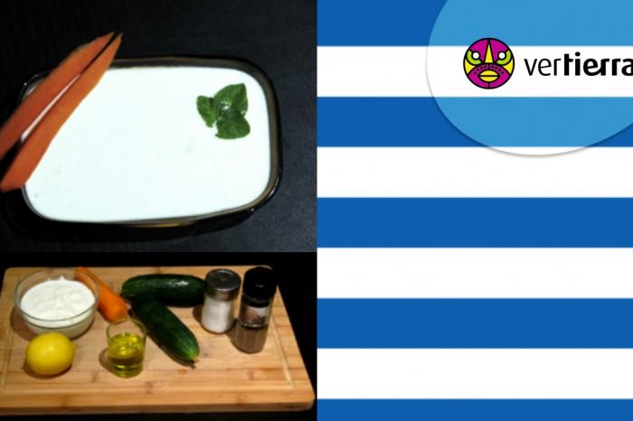 Preparamos Tzatziki, una deliciosa receta griega de indudable influencia turca