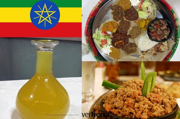 Un viaje a Etiopía a través de sus platos más suculentos