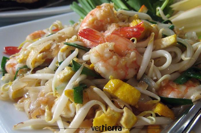 Dos recetas fáciles de comida tailandesa