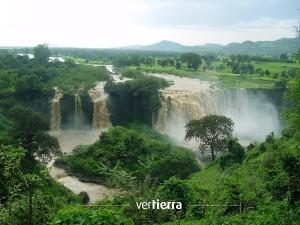 Etiopía Nilo