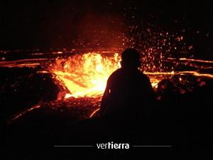 Etiopía volcán