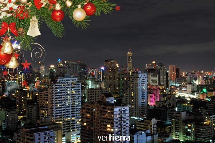 Disfruta de unas Navidades diferentes en Tailandia
