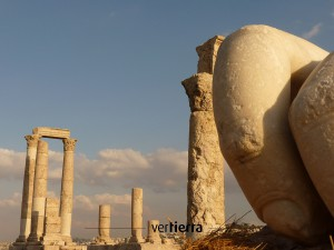 Viajar a Jordania Ciudadela