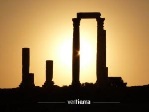 Viajar a Jordania Ciudadela 2