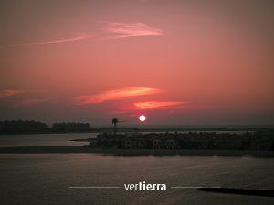 Las 5 puestas de sol veraniegas más hermosas del mundo_dubai