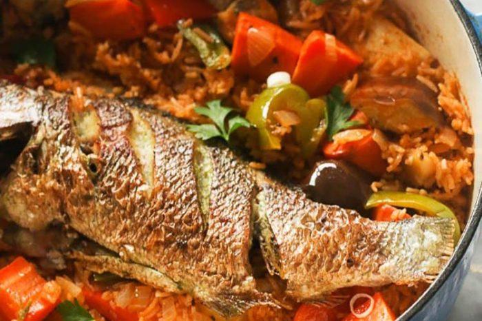 ¿Qué vas a comer en tu viaje al África Occidental?