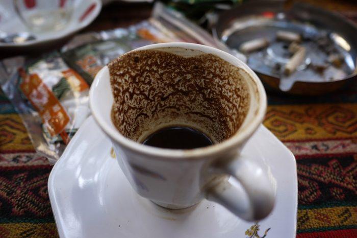 Viaje para tomar café alrededor del mundo