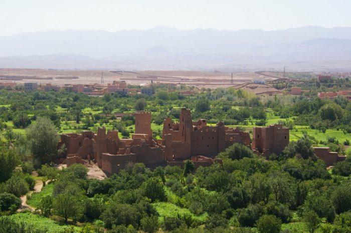 Tour o ruta de las 1000 kasbahs. Las más conocidas II