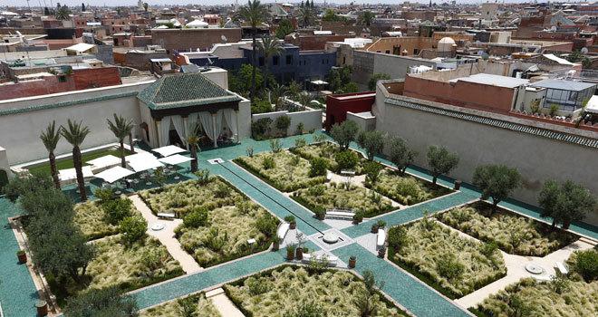 Los jardines de las Mil y una noches de Marrakech – Parte 2