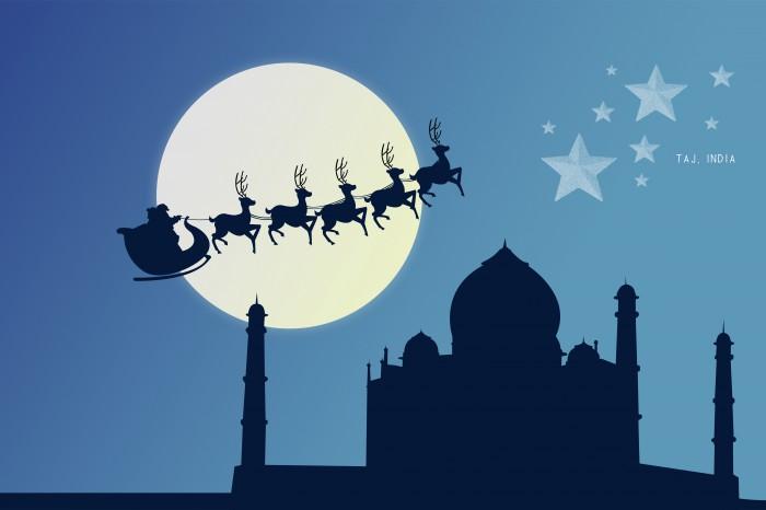 Ocho destinos para una Navidad diferente